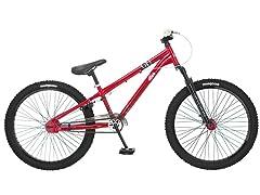 """Mongoose Index 24"""" Boys' Jumping Bike"""