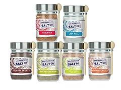 San Francisco Salt Co Sampler (6)