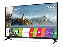 "LG 49"" LED 1080P 60 HZ Smart TV"