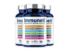 Immuneti - Advanced Immune Defense