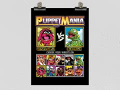 PuppetMania Matte Poster