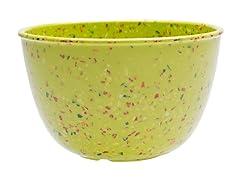 """Confetti Kiwi Pub Bowls 5.125""""/22oz. S/6"""