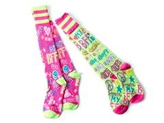 BFF Knee Socks (2 Pair)