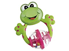Chicco Froggie Teether Rattle