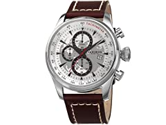 Akribos XXIV Men's Quartz Chronograph Watch