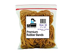 Rubber Band Depot Size #32 Rubber Bands