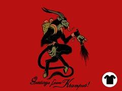 Greetings from Krampus!