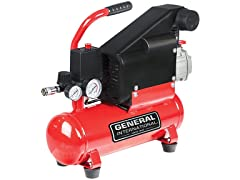 General Intl 2-Gallon Portable Air Compressor