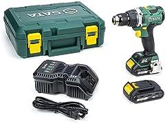 "SATA 18V 1/2"" Drive Brushless Drill/Driver"