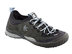 Women's Wildrun Leather - Charcoal