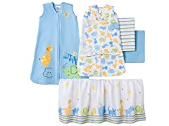 5-Piece Set - Serengeti Blue