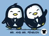 Mr. and Mr. Penguin
