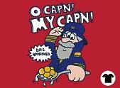 O Cap'n! My Cap'n!