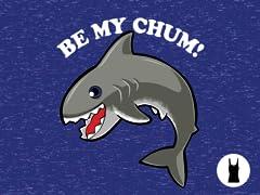 Be My Chum Tri-Blend Tank