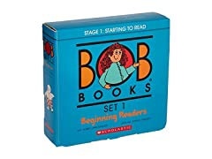 Scholastic BOB Books Beginning Readers