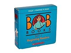 Scholastic BOB Books Beginning Readers