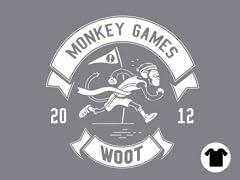 2012 Woot Monkey Games - Slate