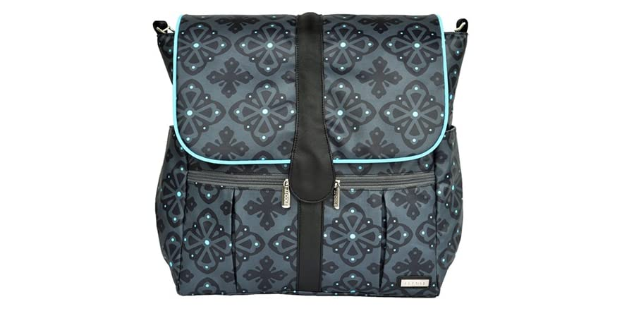 jj cole backpack diaper bag blue flare kids toys. Black Bedroom Furniture Sets. Home Design Ideas