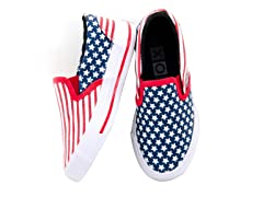 America Slip-on (Toddler & Youth)