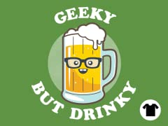Geeky But Drinky