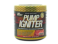 TSN Pump Igniter, 14 Servings- Raspberry