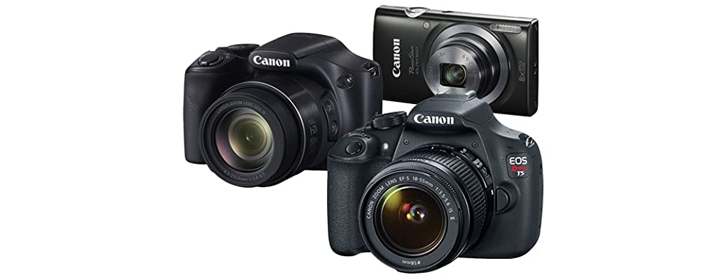 Canon Cameras: Your Choice