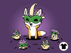 A Foxy Mardis Gras