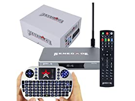 Renegade UHD/4K Streaming Media Player