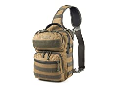 Yukin Outfitters Sling Pack - Coyote