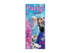 Disney Frozen Door Poster
