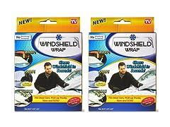Wind shield Wrap - 2 Pack