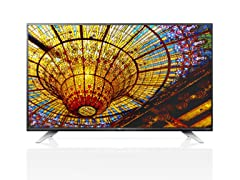 "LG 65"" 4K UHD LED Smart TV w/web OS 2.0"