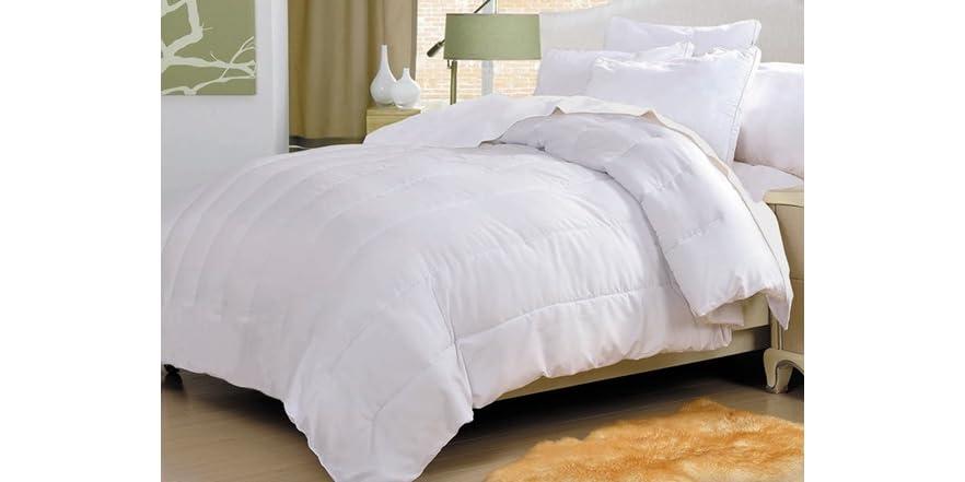 Down Alternative Comforter-F/Q-6 Colors