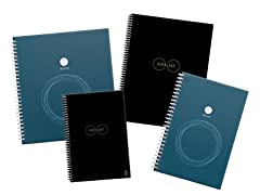2pk Rocketbook Smart Notebooks & 3 Pens
