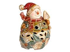 Snowman Decorative Fragrance Warmer