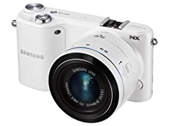 Samsung 20.3MP SMART Camera with 20-50mm Lens