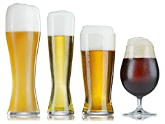 Beer Connoisseur Set of 4