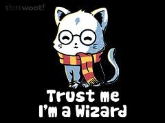 Trust Me, I'm a Wizard