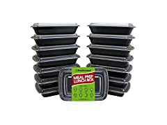 Freshware Meal Prep Containers 15pk