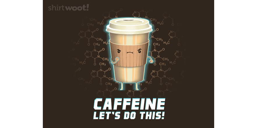Caffeine Free Shipping