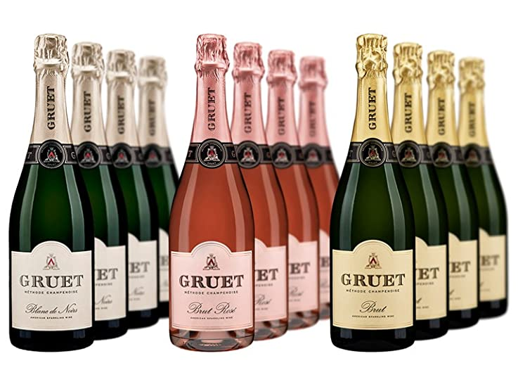 Gruet Mother's Day Sparkling Case (12)