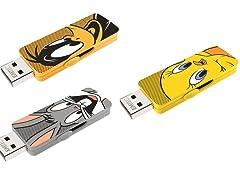 Emtec M700 16GB Looney Tunes Flash Drive