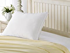 Single Exquisite Hotel Gusset Soft Pillow