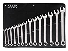 Klein Tools 14-Pc Combination Wrench Set