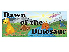 Dinosaur Room Sign