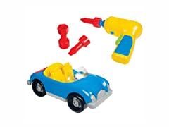 Take-A-Part Roadster: Colors may vary