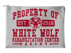 White Wolf Rehabilitation Accessory Pouch
