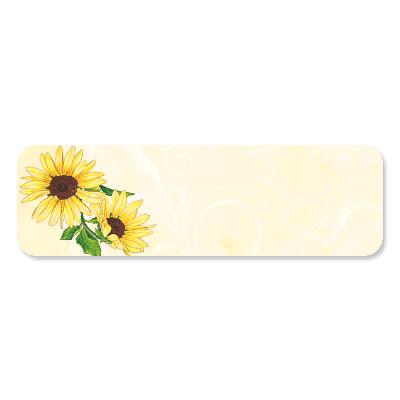 Amazon.com: Primavera floral Rolled etiquetas de direcciones ...