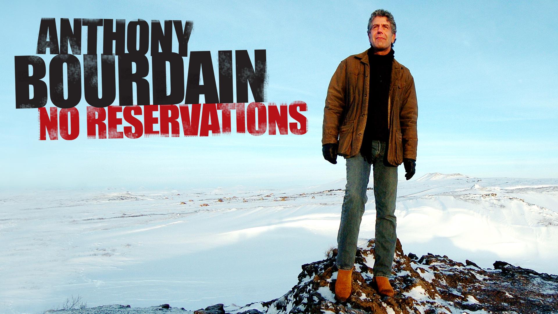 Anthony Bourdain: No Reservations - Season 1
