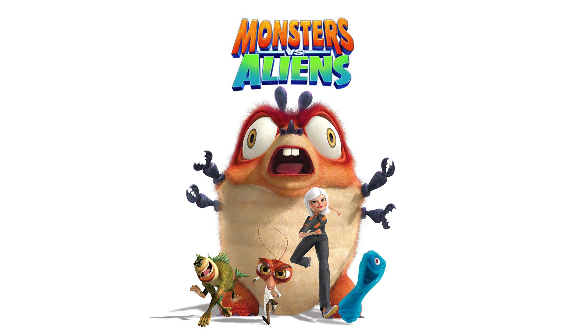 Monsters vs. Aliens Season 1